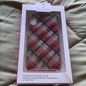 Vera Bradley IPhone X Cellphone Case